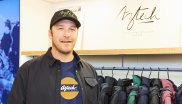 Olympic champion Bode Miller is Chief Innovation Officer at the outdoor clothing company Aztech.