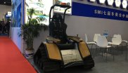 Defintely for grown-ups is the Ziesel. Shown at the ALPITEC CHINA this track vehicle handles even the roughest terrain