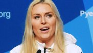 And another US star: Lindsey Vonn. At the press conference at the start of the Olympic Games, the skier, who is still very happy here, is overwhelmed by her feelings and cries in front of hundreds of journalists because of her grandfather's recent death.
