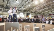 The winners and finalists of ISPO Brandnew 2018 were then honoured.