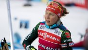 9) Laura Dahlmeier, 128,000 Instagram followers: The World Cup winter 2018/19 starts without her. But in the course of the season the most popular German biathlete wants to enter, which should do the German team good: Dahlmeier has won two Olympic gold medals in 2018, seven gold medals at World Championships and won the overall World Cup for the 2016/17 season.