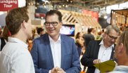OutDoor by ISPO 2019 - Bundesminister Dr. Gerd Müller