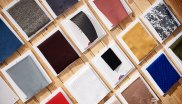 Textile examples Textrends ISPO Munich