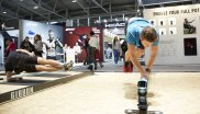 Health & Fitness Demonstration ISPO Munich