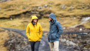 Bad weather? What weather? Royal Robbins' travel must-have are the new Switchform jackets. Available in different colors and styles.