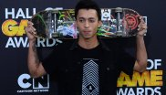 Golden boy and fan favorite: Nyjah Huston has 2.2 million Facebook fans.