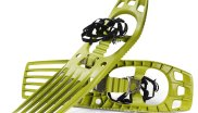 The Tankr snowshoes from Fimbulvetr are a prime example of sustainability. They are 100% recyclable and the company gives a lifetime warranty and repair facility. In 2017 they received the ISPO Award in the Eco Achievement Hardware segment.