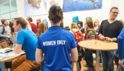 "Während der Experts4Women Tour galt das Motto: ""Women Only"""