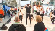 High Intensity Training mitten auf der ISPO MUNICH 2017