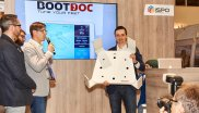 Bootdoc cleans up in the Ski segment with its 3D foot scanner Vandra.