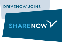 SHARE NOW driveNow