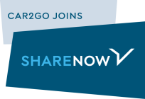 SHARE NOW car2go
