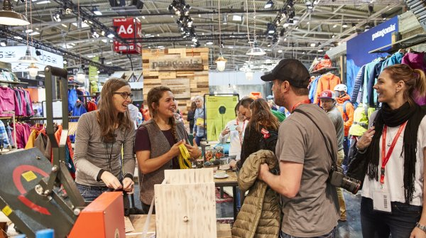 Around 2,700 exhibitors from 120 countries will be presenting their products at ISPO Munich.