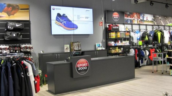 Sport 2000 expandiert weiter international.