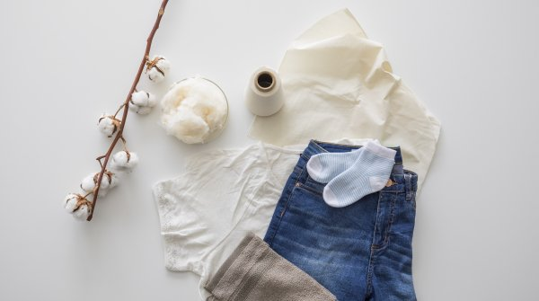 Consistent traceability of organic cotton from seed to end product.