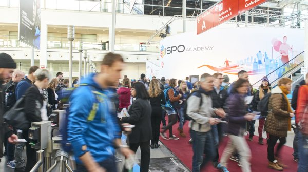 ISPO Munich recorded a record number of visitors in 2017.