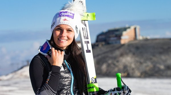 Anna Veith aims to reach former successes after lengthy injury.