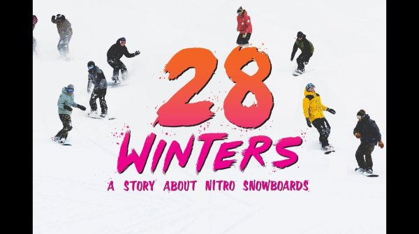 """28 Winters"" movie poster"