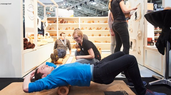 Testing, networking, doing business: this is ISPO Munich 2018