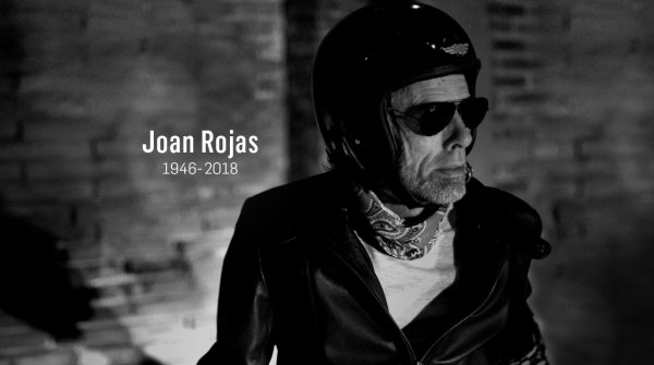 Obituary notice of Joan Rojas