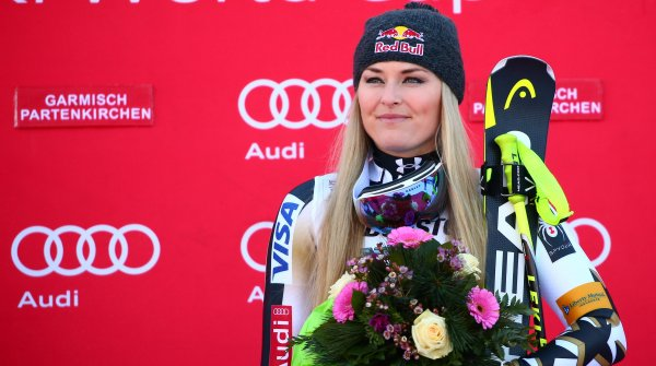 Lindsey Vonn is the most successful World Cup skier in history.