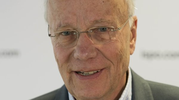 vds-Präsident Werner Haizmann