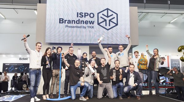 All the winners and finalists of ISPO Brandnew 2018 chosen by the jury had good reason to be happy, as they got a sensational platform at the ISPO Munich 2018.