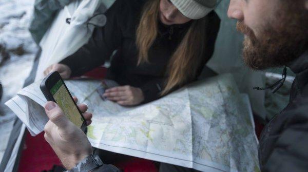 Das Land Rover Explore ist für jeden Outdoor-Einsatz geeignet und bietet exakte GPS-Daten auch abseits der Zivilisation