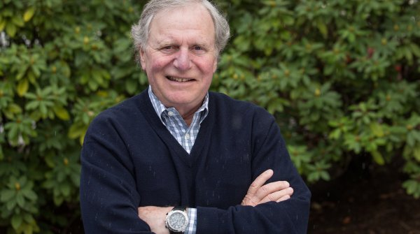 Tim Boyle is CEO of Columbia Sportswear