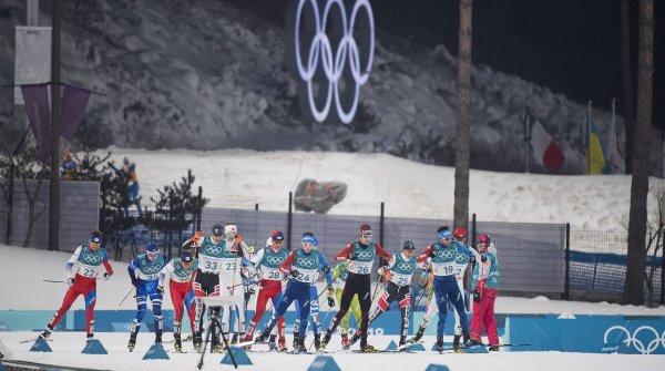 Wenn die Olympischen Ringe über den Sportlern hängen, gelten andere Regeln