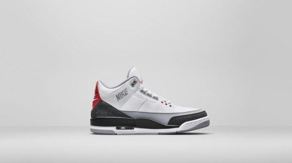 """Der Air Jordan III """"Tinker"""""""