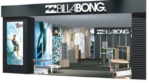 Billabong-Shop