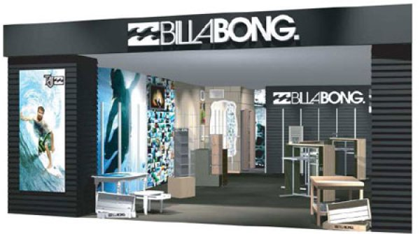 Billabong shops now belong to the former competitor