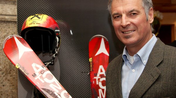 Atomic Managing Director Wolfgang Mayrhofer is once again spokesman for Austria's ski industry.