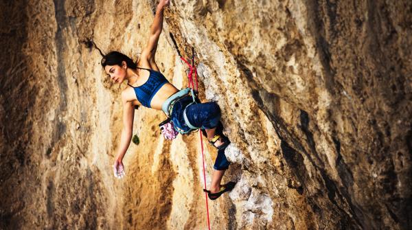 Die Ästhetik und die Passform müssen für Bergsportlerinnen passen.
