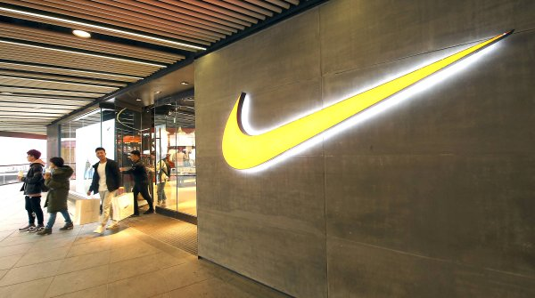 Nike continues to transform its top management