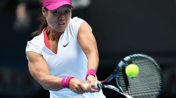 Tennis player Li Na is one of the most famous Chinese women.