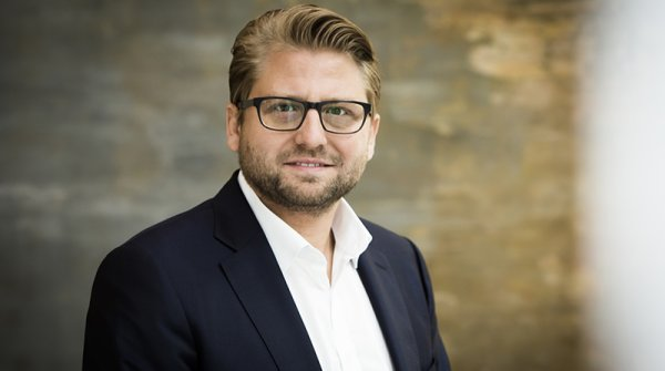 Philipp Roesch-Schlanderer, CEO and Founder of eGym GmbH