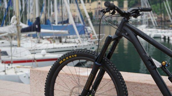 Neue Bikes und Tuningprodukte aus Riva del Garda