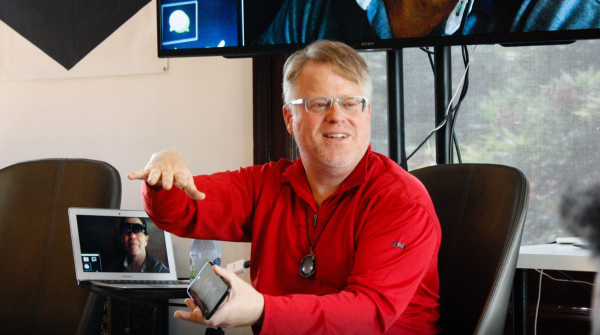Robert Scoble is a keynote speaker of the ISPO Digitize Summit.