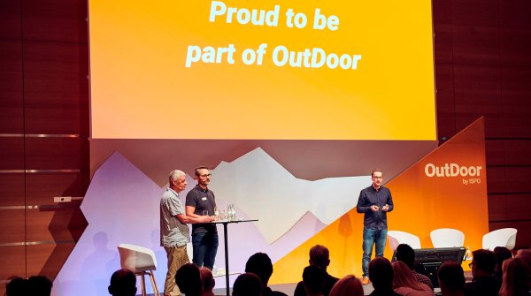 Speech at OutDoor by ISPO
