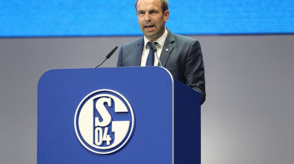 Schalke's Marketing Director Alexander Jobst will speak at the ISPO Shanghai.