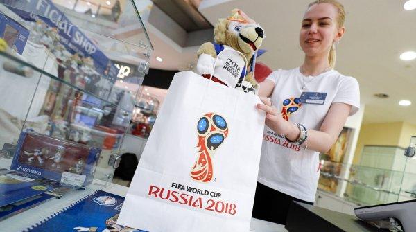 Nicht nur für die FIFA ist die WM 2018 gewinnbringend.