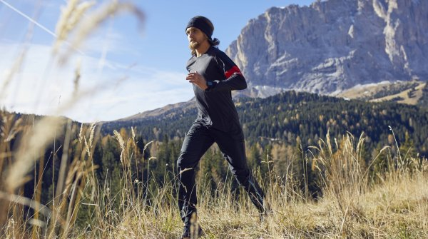 Running in nature is becoming more and more popular.