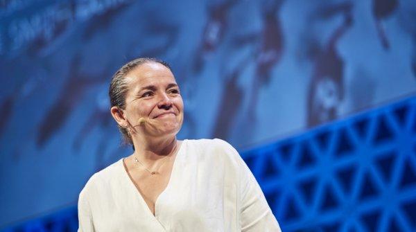 Jacqueline Smith-Dubendorfer ist Vice President Digital Partner Commerce bei Adidas.