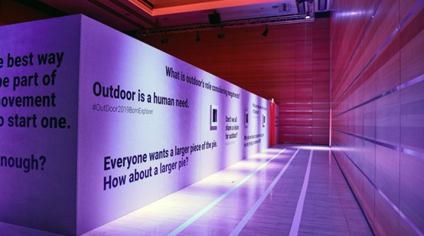 Statements OutDoor by ISPO Launch Conference