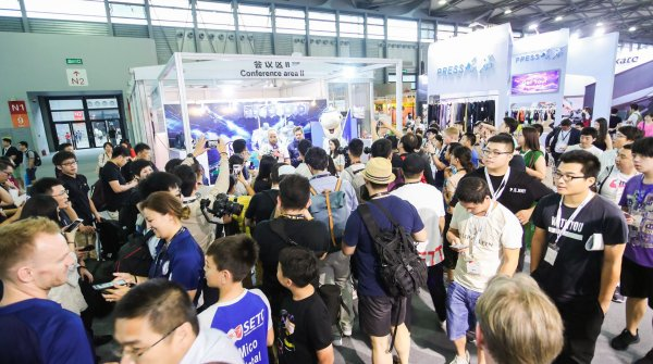 The number of visitors to ISPO Shanghai has grown by four percent.