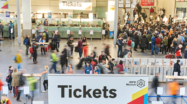 Tickets for ISPO Munich