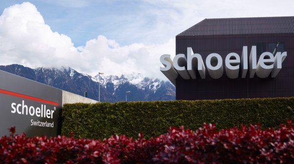 Schoeller is based in Sevelen, Switzerland.