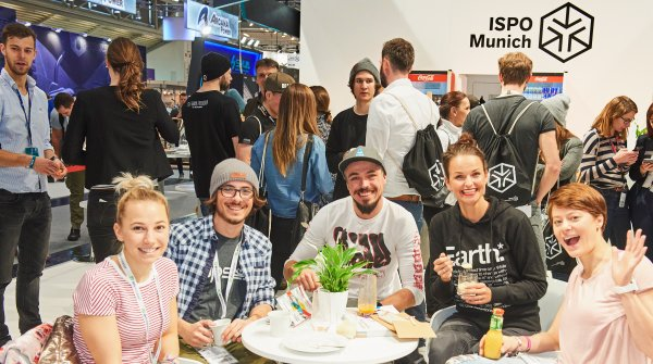 ISPO Munich Sports Blogger @ ISPO Munich 2018